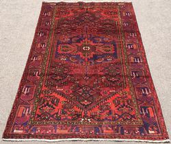 Mid-20th C. Authentic Handmade Vintage Persian Angelas