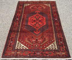 Lovely Handmade Armenian Weave Vintage Talesh