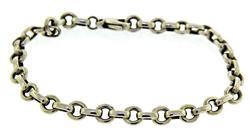 Tiffany & Co Roung Tag Charm Bracelet