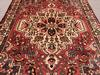 Charming 1960s Authentic Handmade Vintage Persian Rug