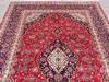 Lovely Mid C.  Authentic Handmade Vintage Persian Carpet
