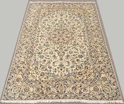 Breathtaking Mid 20th C. High Quality Fine Vintage Persian Bidgol