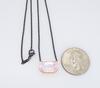 Two Ton Kunzite Necklace