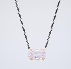 Two Ton Kunzite Necklace