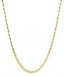 Simple Anchor Chain Necklace