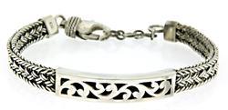 Lois Hill ID Bracelet