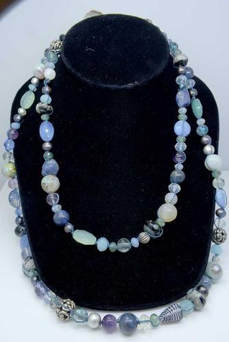 Incredible Boho Beaded Necklace