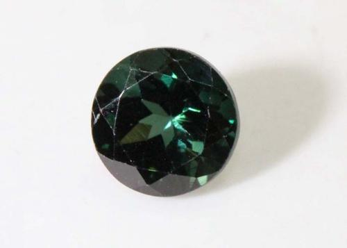 Brilliant Natural Blue Tourmaline  1.56 cts.