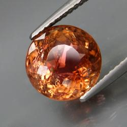 Simply brilliant 3.71ct Padparadscha Tourmaline