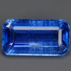 Exotic 6.06ct sapphire blue Kyanite