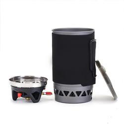 1400ml Propane Gas Stove Burner Bowl Pot Windproof