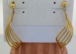 Cascading Dangle Earrings