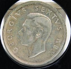 1952 South Africa Silver Coin
