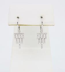Gabriel & Co. Chandelier Style Diamond Earrings