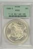 Simply Superb Gem BU 1880-S Morgan Dollar Old PCGS MS66