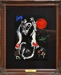 Marc Chagall, Isaiah
