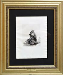 Van Rijn Rembrandt, Self Portrait