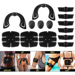 14pcs Muscle Training Gear Hip Buttocks Lifting ABS