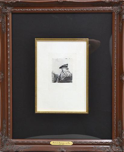 Van Rijn Rembrandt, Young Man