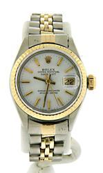 Rolex Datejust 26mm Ladies Watch