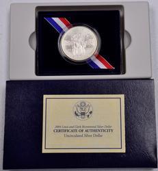 2004 Lewis & Clark BU Comem Dollar
