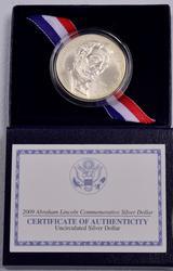 2009 Abraham Lincoln BU Commem Dollar
