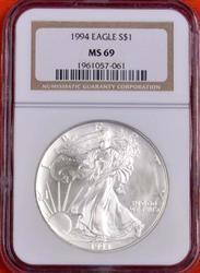 1994 MS69 Eagle, NGC