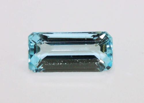 Long & Lean Natural Aquamarine - 3.28 cts.