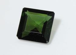 Deep Natural Green Tourmaline - 4.11 cts.