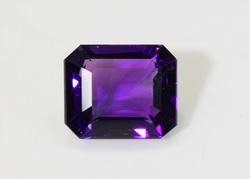 Fine Quality Natural Amethyst - 5.36 cts.
