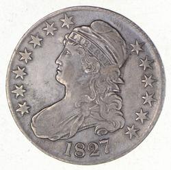 1827 Capped Bust Half Dollar - O-139