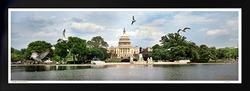 Photo of Summer View of US Capital