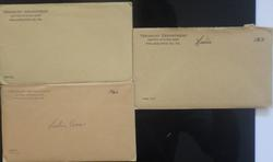 1961-1963 Brown Envelope US Proof Sets