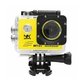 Waterproof Ultra 4K HD 1080P WiFi LCD Sports DV Camera