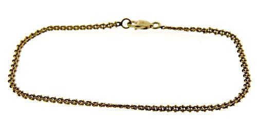 14kt Link Bracelet