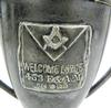 Antique 1913 Masonic Trophy Cup