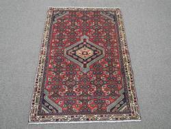 Semi Antique Persian Hosseinabad 3.2x4.9