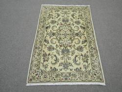 Semi Antique Persian Kashan 3.3x4.11