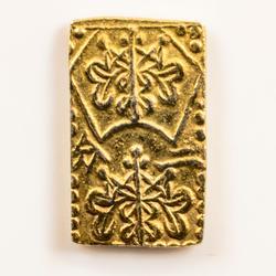 Japan Gold 2 Bu Ban Kin 1856-60