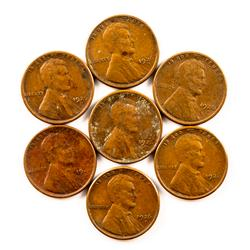 7 1926 S Nicer Lincoln Head Cents