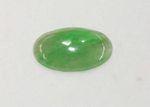 Brilliant Green Natural Jade - 1.11 cts.