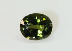 Sparkling Natural Green Tourmaline - 1.17 cts.