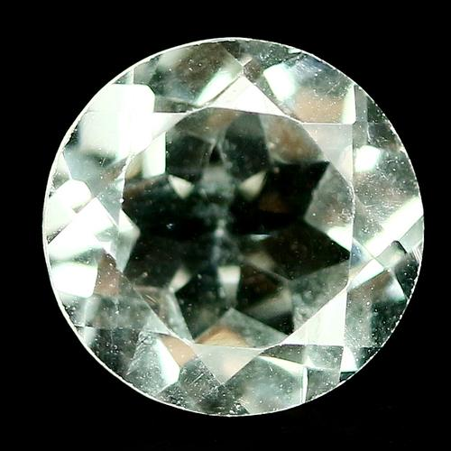 Spectacular 3.19ct green Amethyst solitaire