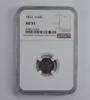 AU55 1831 Capped Bust Half Dime - Graded NGC