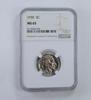 MS65 1930 Indian Head Buffalo Nickel - Graded NGC