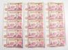 Uncut Roll of 2002 Iraq 10,000 Dinars Bank Notes