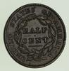 1828 Classic Head Half Cent - Sharp