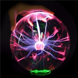 5 Inch Upgrade Plasma Ball Sphere Light Crystal Magic