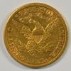 Rare 1893-CC $5 Liberty Gold Piece in AU