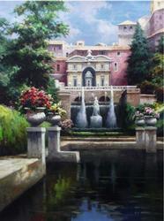 Stunning Mediterranean Villa by David Kim